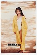 高橋由美子(全身・水着・白色)/写真集「Blue」特典