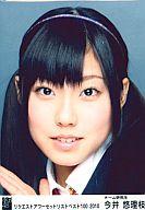 今井悠理枝/顔アップ/リクエストアワーセットリストベスト100 2010