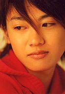 大河元気(切原赤也)/顔アップ・衣装赤・目線左・私服ショット/衣装赤/ミュージカル『テニスの王子様』コンサートDream Live 4th 生写真