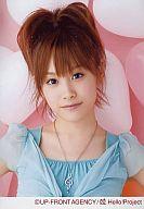 モーニング娘。/高橋愛/バストアップ/衣装水色/コンサートツアー2007春~SEXY 8ビート~