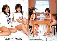 65 : 熊田曜子&相楽のり子/熊田曜子with相楽のり子 オフィシャルカードコレクション
