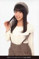 アイドルカレッジ/田所栞/膝上・衣装白・カーキ・右手髪/「4マンライブ piiiiin」