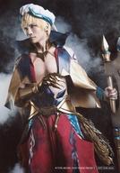 丘山晴己(ギルガメッシュ)/Blu-ray・DVD「舞台『Fate/Grand Order THE STAGE -絶対魔獣戦線バビロニア-』」ANPLEX+特典 アナザーカットブロマイド