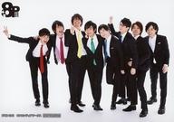 8P/集合(8人)/CD「CV(FFCO-0161)」アニメイト特典ブロマイド
