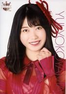 横山由依/バストアップ/AKB48 CAFE & SHOP限定 A4サイズ生写真ポスター 第159弾