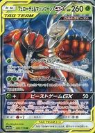 001/173 [RR] : (キラ)フェローチェ&マッシブーンGX