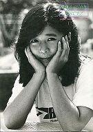 ランクB)モノクロ表紙)宮崎美子写真集 元気です!