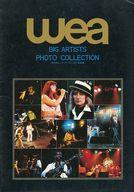 Wea BIG ARTISTS PHOTO COLLECTION weaビッグ・アーティスト写真集
