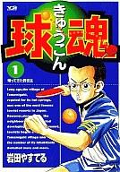 ランクB)球魂 全16巻セット / 岩田やすてる