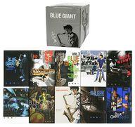 BLUE GIANT 全10巻セット 全巻収納シルバーBOX付 / 石塚真一