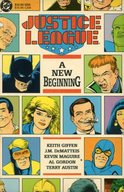 Justice League: A New Beginning / Mark Waid