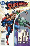 SUPERMAN THE MAN OF STEEL(60)