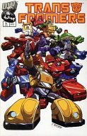 Transformers Generation 1 issue 3 VOL.1 June 2002