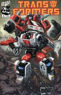 Transformers Generation 1 issue 6 VOL.1 OCTOBER 2002
