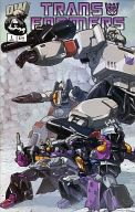 Transformers Generation 1 issue 1 VOL.2 APRIL 2003