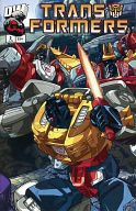 Transformers Generation 1 issue 3 VOL.2 JUNE 2003