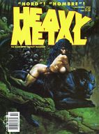 Heavy Metal:The Illustrated Fantasy Magazine. November 1994