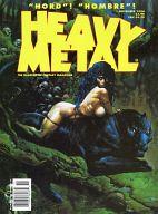 Heavy Metal:The Illustrated Fantasy Magazine. November 1994