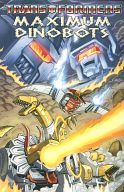 The Transformers: Maximum Dinobots / Simon Furman