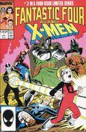Fantastic Four versus the X-Men(3)