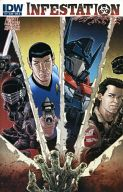 IDW Infestation(COVER A)(1)