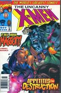 the Uncanny X-Men Vol.1 No.349