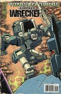 THE TRANSFORMERS LAST STAND OF THE WRECKERS(COVER A)(2) / Nick Roche