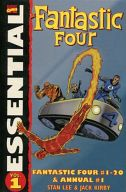 ランクB)1)Essential Fantastic Four / Stan Lee