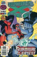 The Adventures of the X-Men(6)