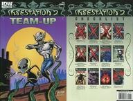 INFESTATION 2: TEAM-UP(COVER B)(1) / CHRIS RYALL
