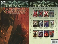 INFESTATION 2: DUNGEONS & DRAGONS(COVER B)(1) / PAUL CRILLEY
