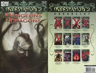 INFESTATION 2: DUNGEONS & DRAGONS(2) / PAUL CRILLEY