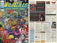 Wildc.a.t.s:covert action teams(3) / jim lee