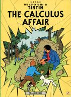 The Adventures of Tintin THE CALCULUS AFFAIR / HERGE