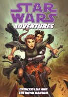 Star Wars Adventures: Princess Leia and the Royal Ransom / Jeremy Barlow/Various