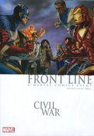 フロントライン:シビル・ウォー Book1 / ラモン・バックス