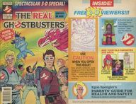 THE REAL GHOSTBUSTERS SPECTACULAR 3-D SPECIAL / NORM DWYER