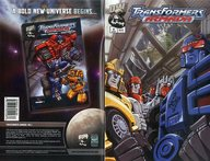 Transformers Armada issue 9 VOL.1 MARCH 2003