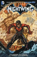 Nightwing: Second City(4) / Brett Booth
