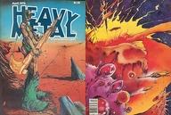 Heavy Metal Magazine (1978 April)