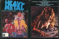 Heavy Metal Magazine (1981 March)