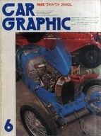 CAR GRAPHIC 1976年6月号 カーグラフィック
