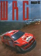 RALLY-X PRESS別冊 WRC '02-'03