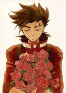 <<テイルズ>> プリマベイラの赤い花 (ロイド、ゼロス) / ヤナギ