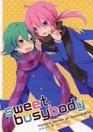 <<イナズマイレブン>> sweet busybody (狩屋マサキ×霧野蘭丸) / any
