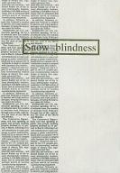 <<テイルズ>> Snow blindness (オールキャラ) / 水深5センチメートル