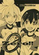 <<イナズマイレブン>> 0 Zero!! (シュウ、白竜) / 混沌Mosaic