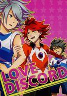 <<イナズマイレブン>> LOVE DISCORD (南雲晴矢×涼野風介、基山ヒロト) / L.P.