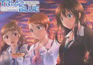 <<シンデレラガールズ(アイマス)>> TRIAD BLUE / Blau Fall