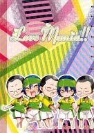 <<テニスの王子様>> 【コピー誌】Love Mania!! (金色小春×一氏ユウジ) / DOUX